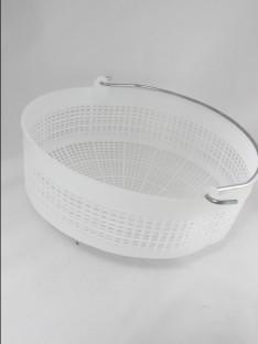 Plastikinis sietinis krepšys 27 cm diametro