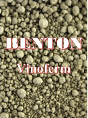 Bentonitas VINOFERM