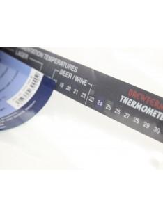 Skystų kristalų termometras 0-32°C BREWFERM