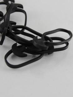 Guminis tvirtinimas Blitzbinder 4,5 cm