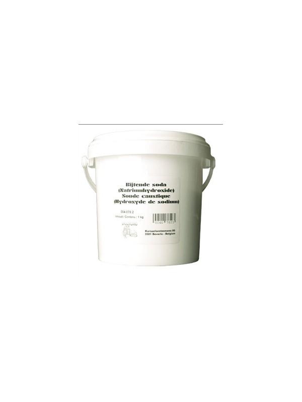 Natrio hidroksidas (Caustic SODA) 1 kg