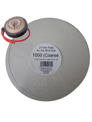 Atsarginė filtro šaiba savitekiui filtrui 100