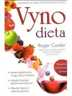 Vyno dieta, Roger Corder