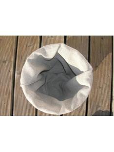 Sulčių preso maišas 40x50 iš lino