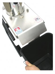 Obuolių tarkavimo mašina Shark B1600