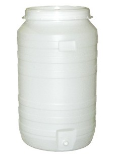 Plastikinė fermentacijos statinė
