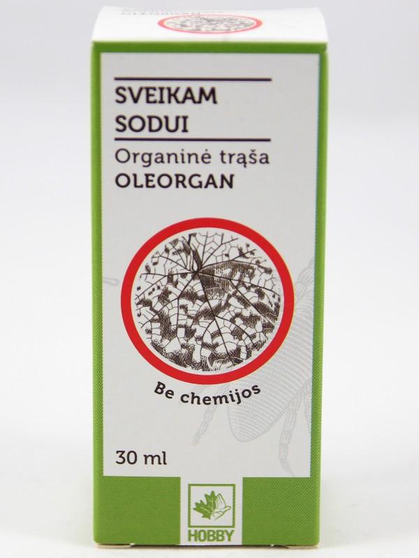 Organinė trąša Oleorgan Atlantica (be chemijos)