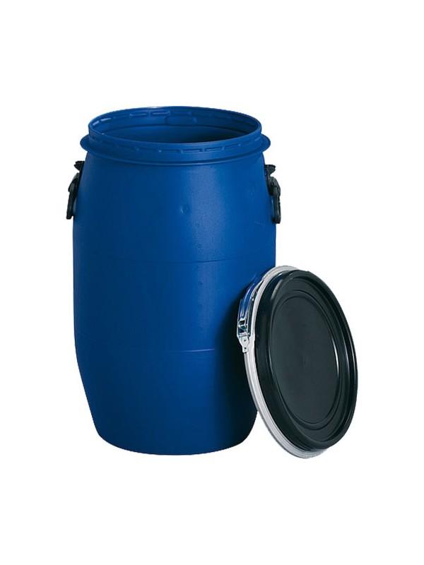 Plastikinė fermentacijos statinė 60l mėlyna