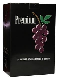 """Rūšinių vynuogių vyno ruošinys """"Premium Cabernet Sauvignon"""""""