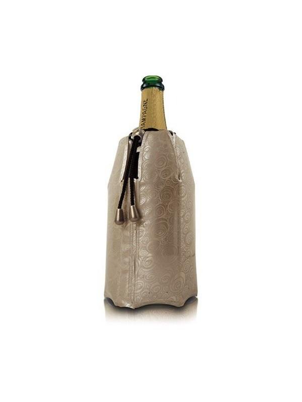 Šampano butelio šaltkrepšis Vacu Vin