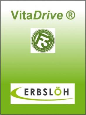 Vyno mielių aktyvatorius VitaDrive F3 Erbslöh