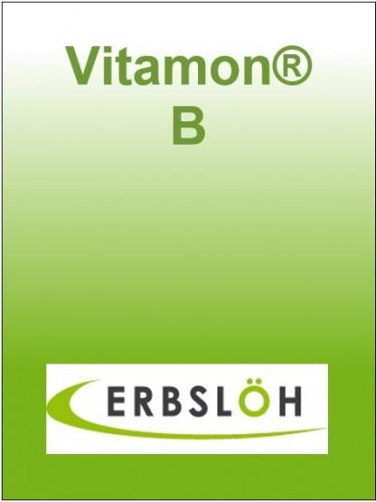Maistinė medžiaga Vitamon B Erbsloh