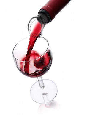 Vyno piltuvėlis Crystal Vacu Vin 2 vnt.
