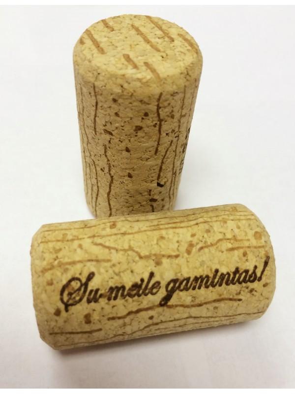 Vyno butelio kamštis Neutrocork® Premium