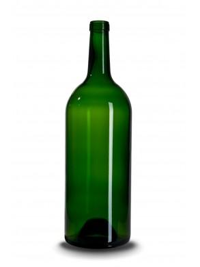 Stiklinis butelis Bordeaux 3,0 l, 1630g.