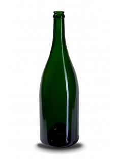 Šampano stiklinis butelis 1.5l, 1730g