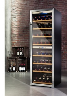 Vyno šaldytuvas CASO WineMaster 180