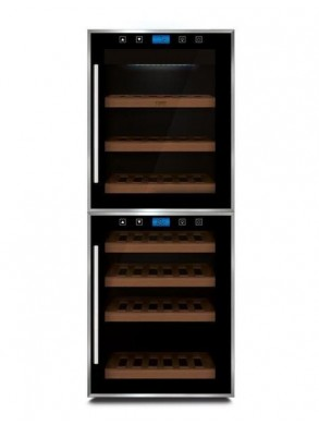 Vyno šaldytuvas CASO WineMaster Touch 38-2D