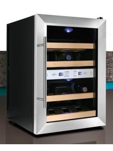 Vyno šaldytuvas CasoWineDuett12