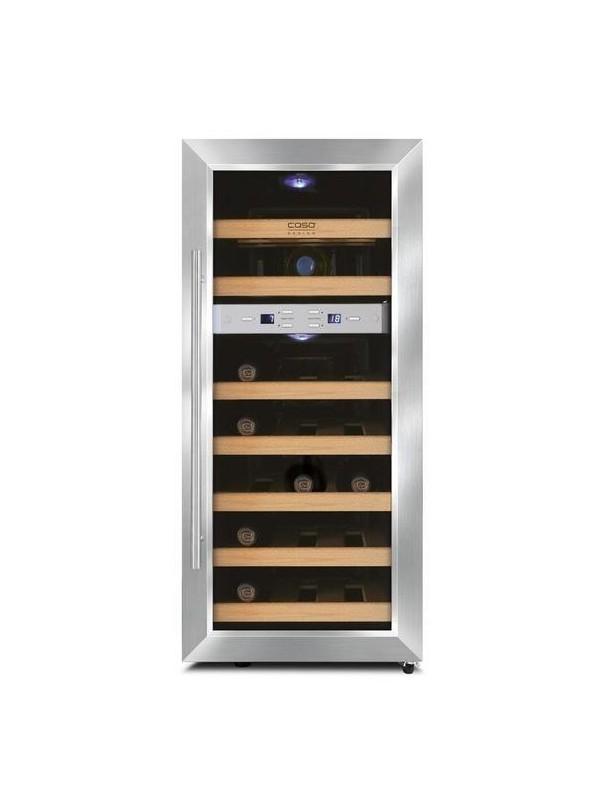 Vyno šaldytuvas Caso WineDuett12