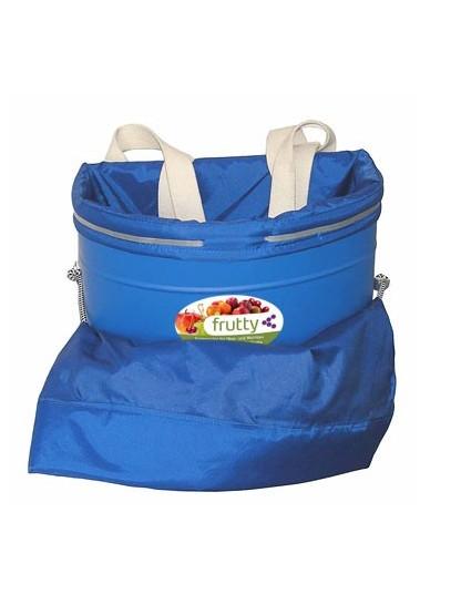 Rinkimo krepšys vaisiams plast. 16kg + Juostos