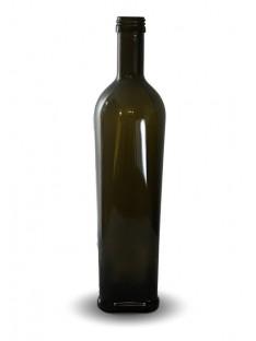 Stiklinis butelis Olivolio, 0,5l.