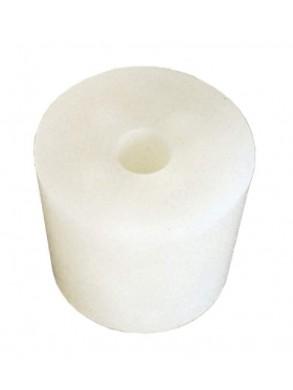 Silikonininis kamštis su 9 mm skyle