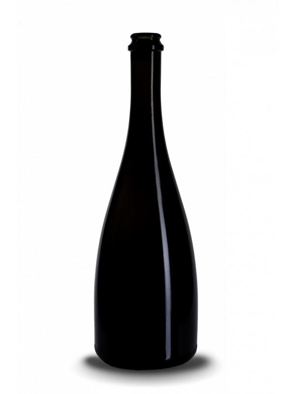 Šampano stiklinis butelis Italia 750ml, 920g,
