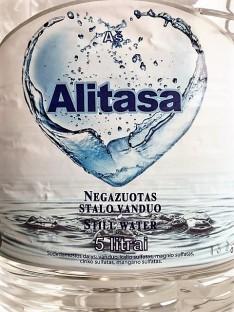 Geriamas vanduo Alitasa 5l