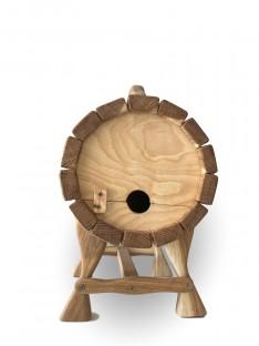 Bag in Box medinė statinė