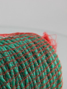 Tvirtinimo raištis 3 mm žalios spalvos