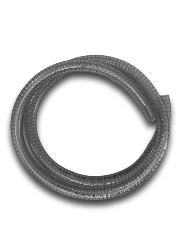 PVC sujungimo žarna, sustiprinta 20mm, 2m
