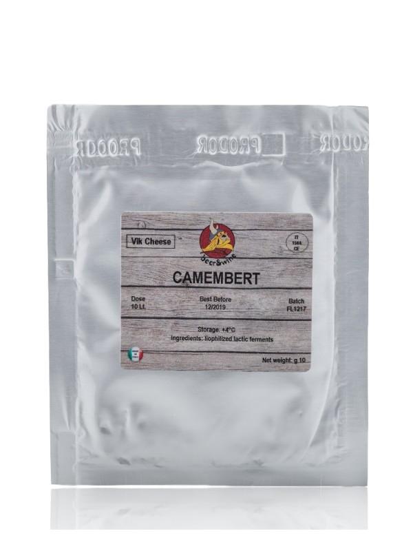 Sūrio raugas Camenbert 10 ltr.