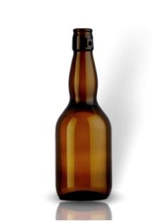Stiklinis butelis alui Pub 0,5l