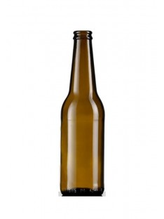 Stiklinis butelis alui Standart