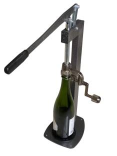Šampano vielos užspaudėjas MINI Master