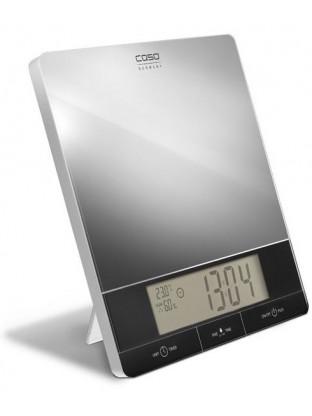 Elektroninės svarstyklės iki 10kg CASO, juodos
