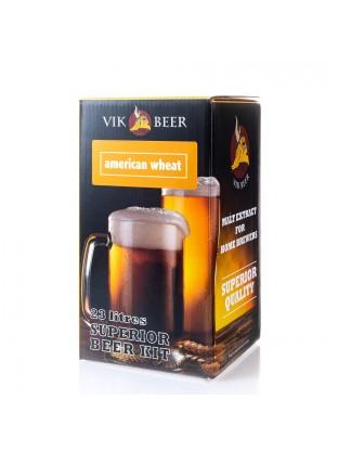 Kvietinio alaus gamybos rinkinys Vik Beer (American wheat) 1,7kg 23ltr.