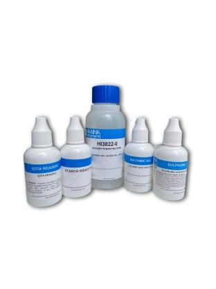Sulfitų testo pakaitininis reagentų rinkinys