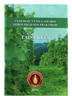 Vynuogių vyno gamybos geros higienos praktikos taisyklės