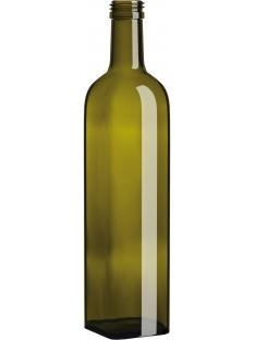 Aliejaus butelis Marasca 500ml , rudas, 2040 buteliai