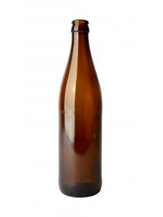 Alaus butelis STD 500ml , rudas, 26mm, 2023 buteliai