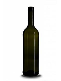Stiklinis vyno butelis Bordeaux 450g. 750 ml