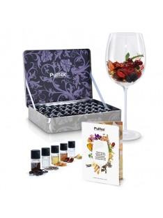 Pilnas vyno kvapų rinkinys (40 esencijų)