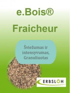 Prancūziško ąžuolo drožlės e.Bois Fraicheur,  neskrudintos