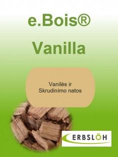 Ąžuolo drožlės e.Bois Vanilla
