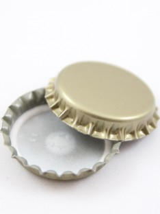 Metalinis karūninis kamštis 29 mm