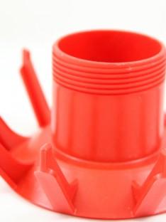 Prailginimo elementas butelių džiovyklai