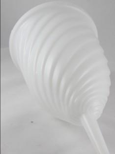 Plastikinis spyruoklinis piltuvėlis 15 cm